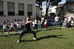 """SAGGIO PROGETTO \""""NIDO DELLA FENICE\"""" SCUOLA MATERNA \""""ARCOBALENO\"""" di Spicchio (Vinci)  10 Giugno 2011"""