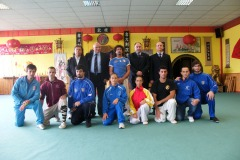 "Selezioni per i ""IV World Traditional Wushu Championships\"""