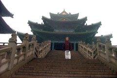 Viaggio in Cina del Maestro Montagnani